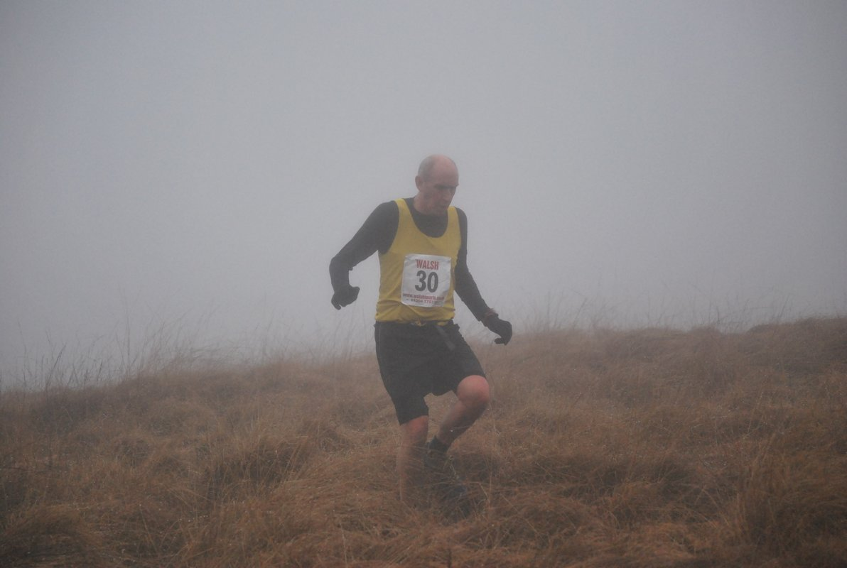 George on Winter Hill