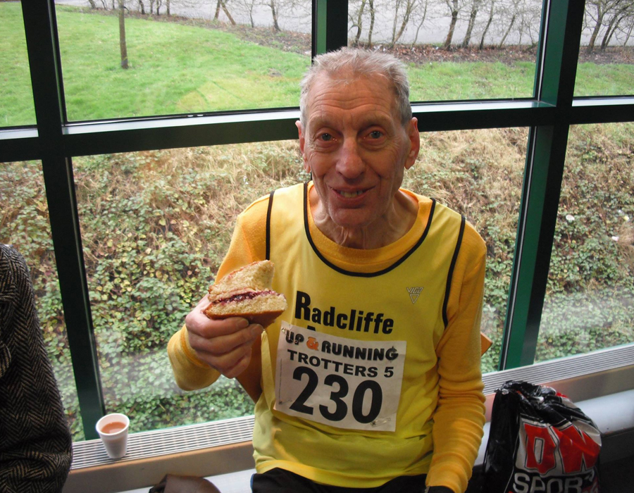 Tom Wood Radcliffe Running Club Team Member