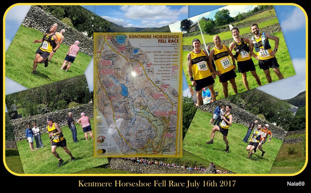 Kentmere Horseshoe Fell Race 2017