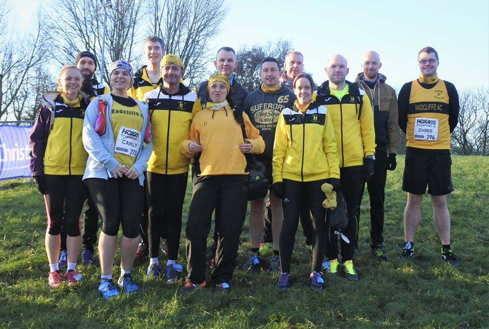 Radcliffe Runners at Stockport