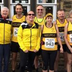 Radcliffe Runners at the Roddlesworth Roller