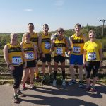Radcliffe Runners at Edgworth.