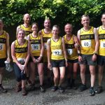 Runners at Holcombe 2 Towers