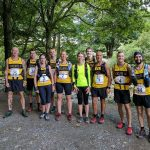 Runners at Grisedale
