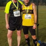 Pbs for John and Mark at Tatton.