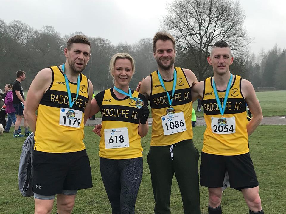 Runners get pbs at Tatton 10k.