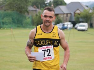 Dave a great second at Edenfield.
