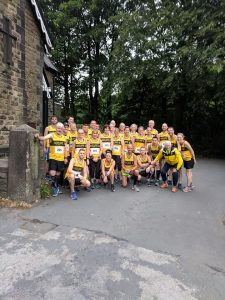 29 runners in the Horwich 5.