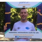 Paul celebrated his 50th parkrun in style in Berlin with a pb.