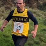 Dave in the duathlon.