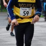 Andy Haines at the mountain marathon.