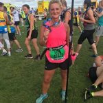 Lisa Donnelly had a fabulous day at the Great North Run.