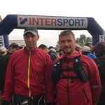 Lee and John race in France.