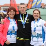 Success at Chester Marathon for Jenny, and Chris and Caroline in the Metric Marathon.