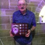 Les Elkins won the Radcliffe AC Shield.