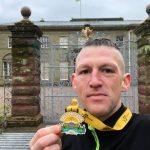 Chris Whittaker finished an impressive sixth at Tatton Park 10k.