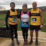 Radcliffe runners at Smithy's Charity Trail Run