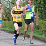 A personal best for Chris Whittaker at Cheshire 10k