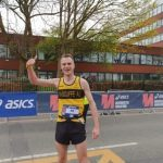 Club marathon record holder Neal Emmerson